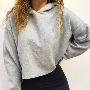 Urban Outfitters Cropped Hoodie
